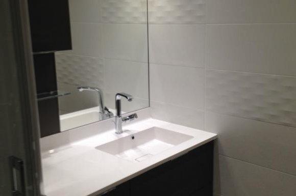 La différence entre salle de bain et salle d'eau Lentilly