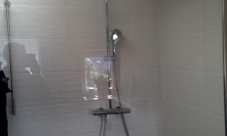 Vieira Antonio Rénovation de douche après Lentilly